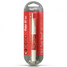 RD Paint It! Click-Twist Brush red