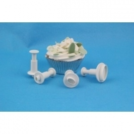 PME MO165 Oval Plunger Cutter - Small (6mm)