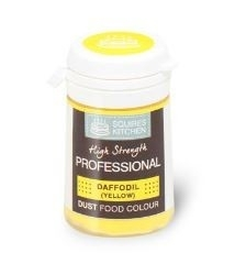 SK CL01A230-16 Professional Food Colour Dust DAFFODIL YELLOW