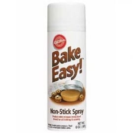 Wilton 03-719- Bake Easy Non-Stick Spray 170gr