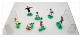 PME FS009 Football/ Soccer Decorations set of 9