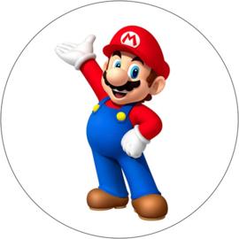 Super Mario cirkel 3