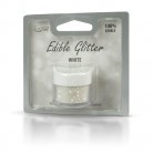 RD edible glitter white