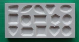 AM0076 Set van 15 kleine sieraden