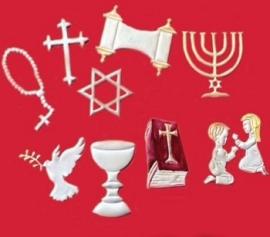 FMM CUTFAITH Faith Symbols