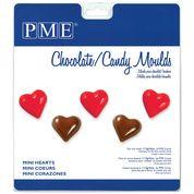PME CM404 candy mold hartjes