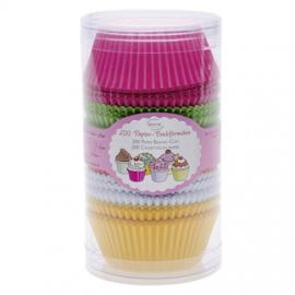 335448 Städter mini Baking cups gekleurd 200 stuks