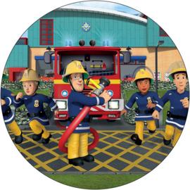 Brandweerman Sam cirkel 2