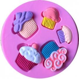 CV53-Cupcake mold