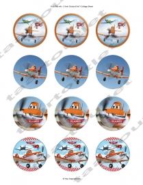 Planes cupcake 1