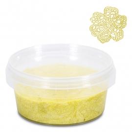 309043 Städter lace yellow (eetbaar kant)