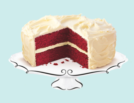 Red Velvet Cakemix 500 gram