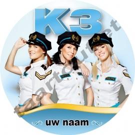 K3 met naam