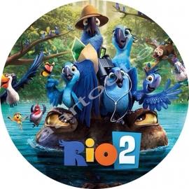 Rio rond 1