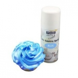 PME LS692 Blue Edible Lustre Spray 100ml