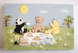 Patchwork Cutter TEDDY BEARS PICNIC