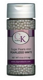 CK 78-522W Pearlized WHITE 4mm