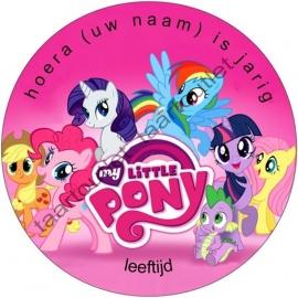My Little Pony met naam