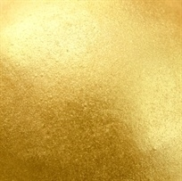 RB edible silk Metallic Golden Sands