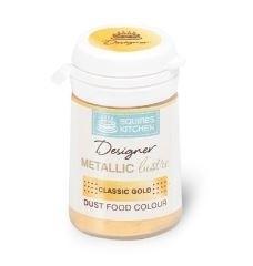 SK CL04A020-04 Designer Metallic Lustre Dust CLASSIC GOLD