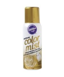Wilton 710-5520 Color Mist Spray gold