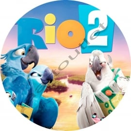Rio rond 3
