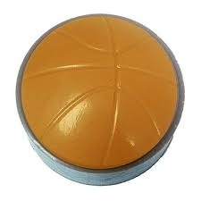 CK 90-16602 Chocolate Cookie Mold Basketball