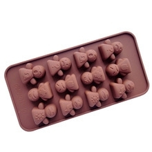 chocolate mold engel