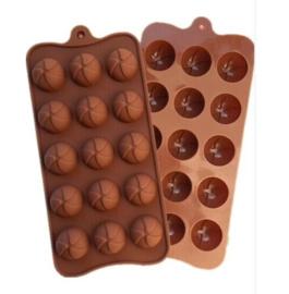 chocolate mold Bal