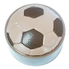 CK 90-16607 Chocolate Cookie Mold Soccer Ball