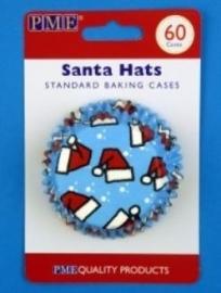 PME BC748 Santa Hats Baking Cups 60stk