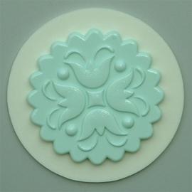 AM0094 Cupcaketopper mold nr. 7
