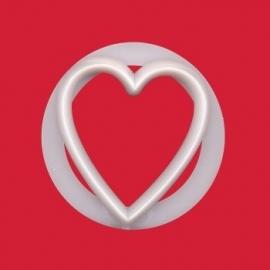 FMM CUTHT3 Heart cutter set of 4