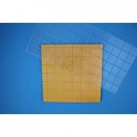 PME IM186 Square Small Impression Mat
