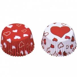335226 Städter Baking cups HEART