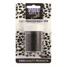 PME GF146 Black Glitter Flakes 7g
