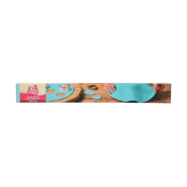 Ready rolled icing Baby blue 430 gr.