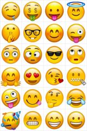 Emoji cupcake 3