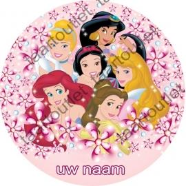 Disney prinsessen met naam 01