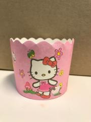 Baking cups Hello Kitty- (12 stuks)