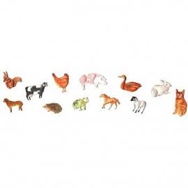 FMM CUTFARM Farm/Domestic Animal Set