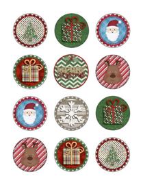kerst cupcake 5
