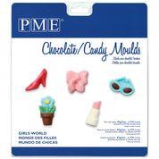 PME CM401 candy mold meiden
