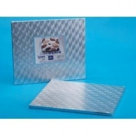 PME CBS852 Square Cake Drum 15.2 cm (12mm thick)