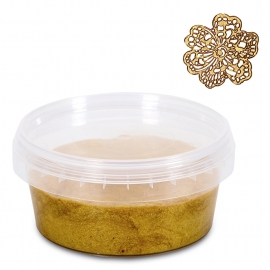 309005 Städter lace gold (eetbaar kant)