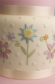 Patchwork Cutter FANTASY FLOWERS