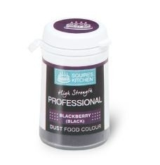 SK CL01A230-28 Professional Food Colour Dust BLACKBERRY BLACK