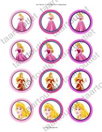 Prinses cupcake voordeelpakket
