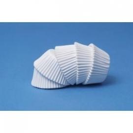 PME BC713 White Mini Standard Baking Cups 100stuks