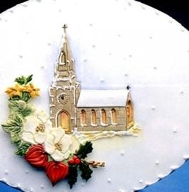 Patchwork Cutter CHURCH